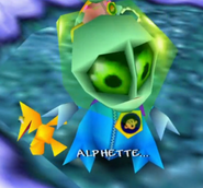 Bt alphette