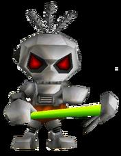 Mingy jongo robot render