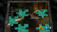 Caverna de clanker piezas