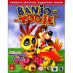 N64 banjo kazooie strategy guide youtube.