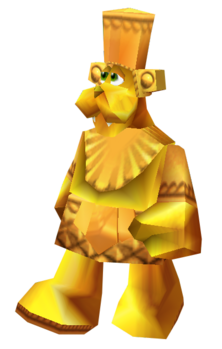 Goliad de oro