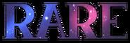 Rare logo 1990-1994