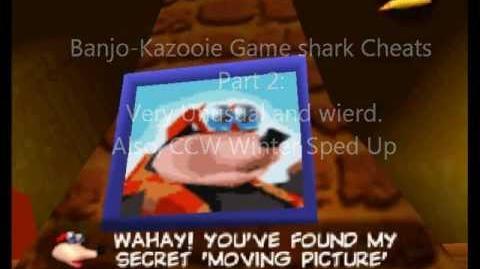 Gameshark | Banjo-Kazooie Wiki | FANDOM powered by Wikia