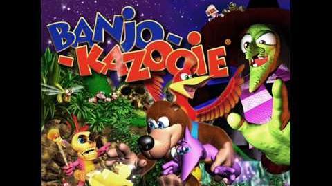 Banjo-Kazooie Music - Advent