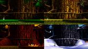 4 seasons in Click Clock Wood