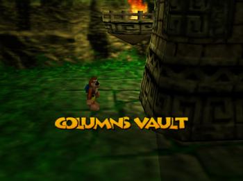 BT columnsvault