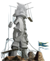 Estatua de tomas