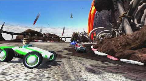 Sonic & SEGA All-Stars Racing - Banjo-Kazooie & Avatars Join The Race