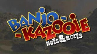 Mumbo's Mountain - Banjo-Kazooie Nuts & Bolts