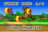 Spiral Mountain Pilot