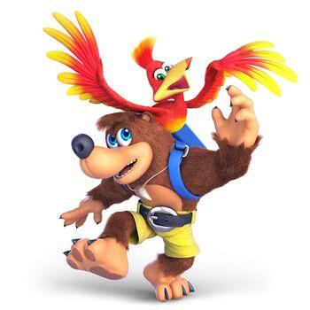Banjo & Kazooie SSBU