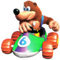 Banjo (Diddy Kong Racing)