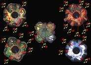 El bosque del reloj tic-tac mapa