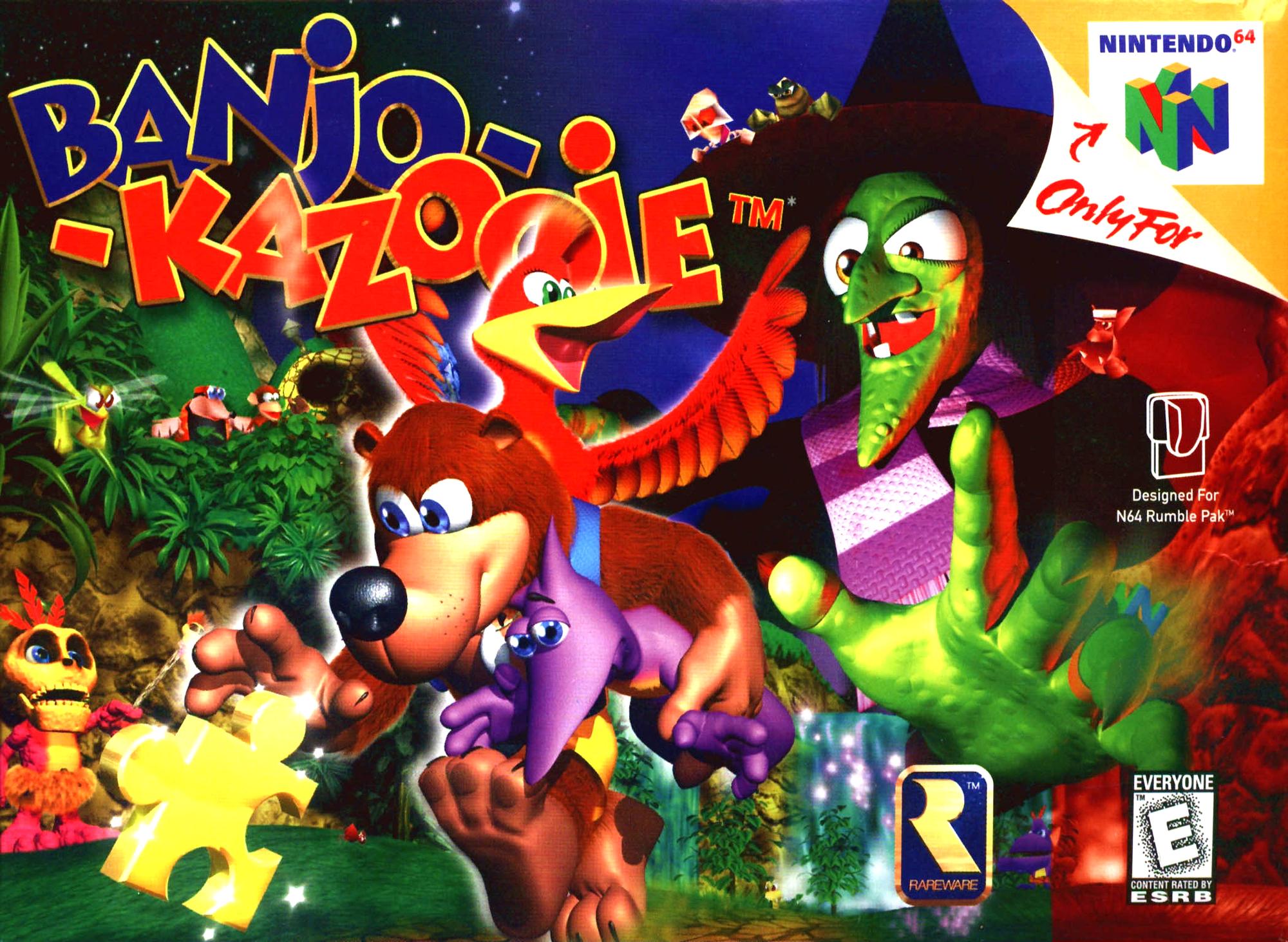 Banjo-Kazooie | Banjo-Kazooie Wiki | FANDOM powered by Wikia