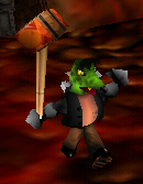 Jippo Jim-Zombie