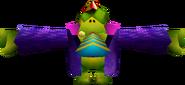 Klungo with Birthday Hat