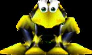 A yellow Flibbit