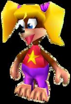Tooty render