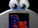 Cartucho de Banjo-Kazooie