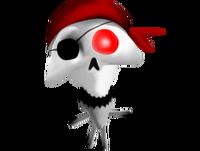 Capn skeletn 01