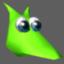 Jinjo verde icon