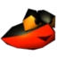 Snippet negro icon