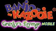 Banjo-kazooie grunty revenge mobile logotipo