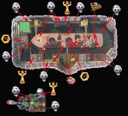 La bahia del cubo oxidado mapa 2