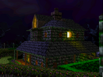 Mad Monster Mansion entry