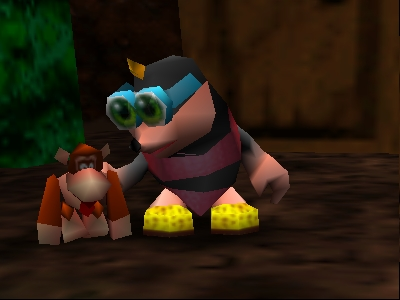 File:GogglesMole playing the Donkey kong toy.jpg