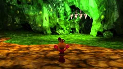 Banjo Tooie - Inside Digger Tunnels as Mumbo