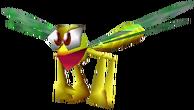 Buzzbomber render