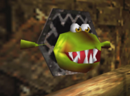 Grille chompa