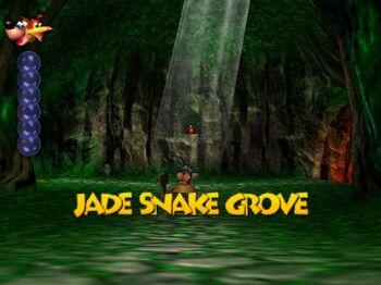 Jade Snake Grove B-T