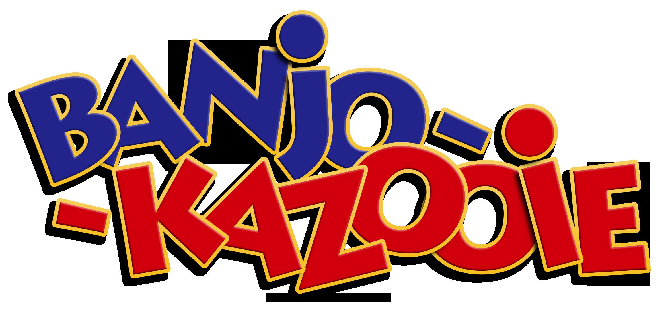 Archivo:Banjo Kazooie logo.png