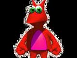 Jinjo Rojo