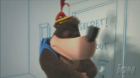 Banjo-Kazooie Nuts & Bolts Xbox 360 Trailer - First
