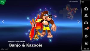 Banjo spirit screenshot