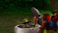 Jamjars en su cabina