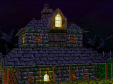 La mansion del monstruo loco