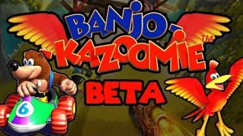 Banjo-Kazoomie and Banjo-Karting - The Banjo-Kazooie Racing Games