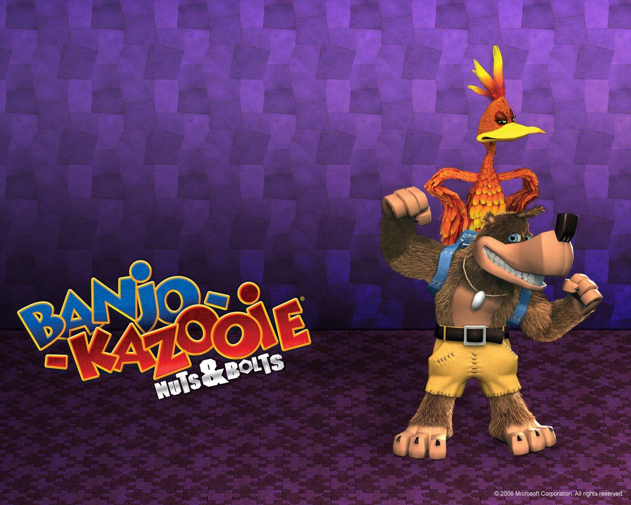 psp banjo kazooie