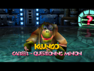 Klungo- Career Questioning Minion