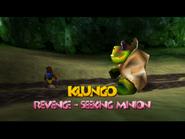 Klungo- Revenge-Seeking Minion