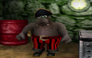 Capitan blubber