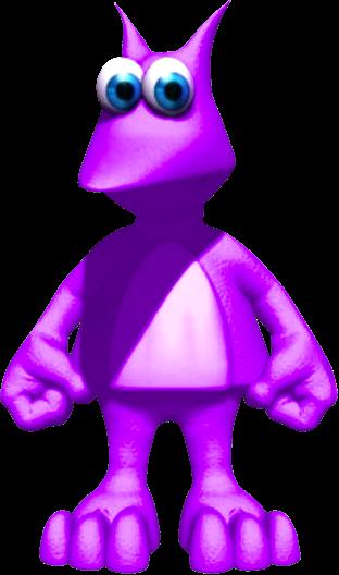 Purple Jinjo | Banjo-Kazooie Wiki | FANDOM powered by Wikia