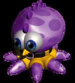 Gruntys revenge render octopus