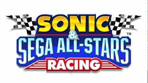 Sonic & SEGA All Stars Racing Banjo & Kazooie All Star Move