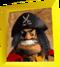 Blackeye portrait