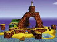 Treasure Trove Cove - Banjo kazooie 1